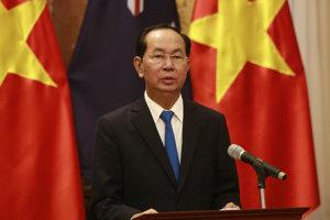Prezident Vietnamu Tran Dai Quang