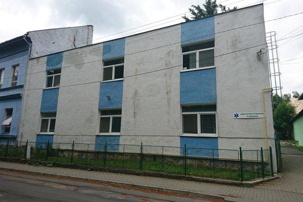 Súčasné zdravotné stredisko v Pliešovciach
