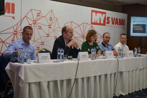 Diskusia Smart City v banskobystrickom kraji.