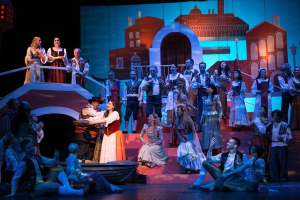 ŠD v Košiciach uvedie operu Noc v Benátkach.