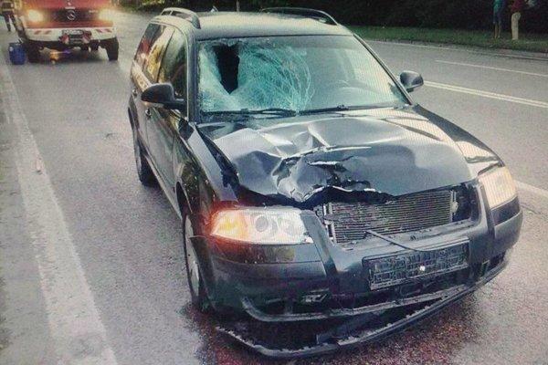 Tragická nehoda na Hlbokej.