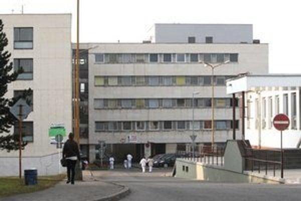 Žilinská nemocnica.
