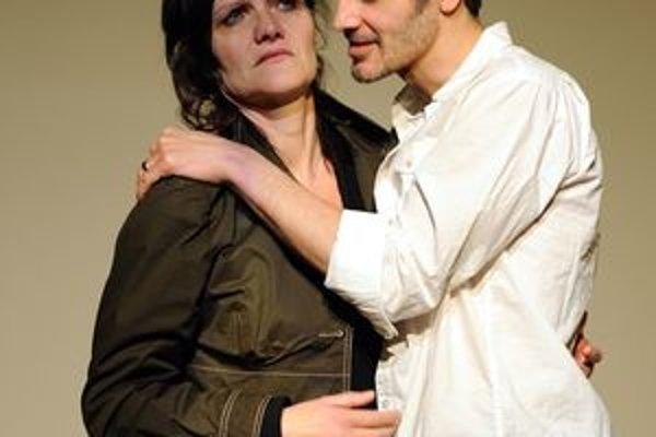 Žena z minulosti bodovala v divadelnej sezóne 2009/2010.