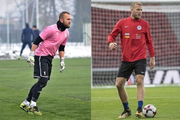 Tomáš Jenčo a Adam Nemec.