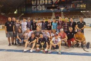 Slovensko U18 na 3. mieste