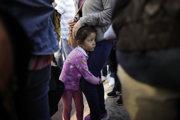 Rodičia malej Nicole Hernandezovej žiadajú v USA o azyl.