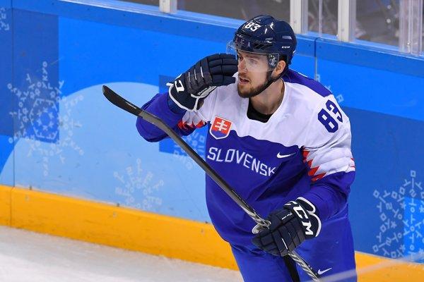 Martin Bakoš v drese slovenskej reprezentácie.