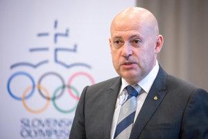 Prezident Slovenského olympijského výboru a podnikateľ Anton Siekel, nový majiteľ denníka Nový Čas.