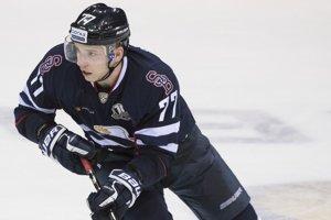 Martin Réway v drese HC Slovan Bratislava
