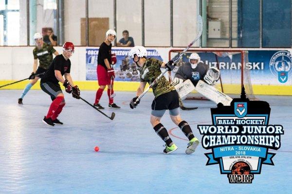 V Nitre sa uskutočnia majstrovstvá sveta federácie WBHF, hrať sa bude na dvoch hracích plochách.