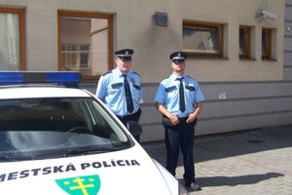 Práca mestského policajta nie je povolaním, ale poslaním.