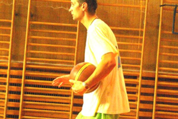 Tréner Smačko.