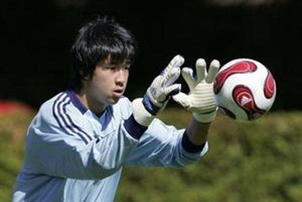 Akihiro Hayashi je na skúške v MŠK Žilina.
