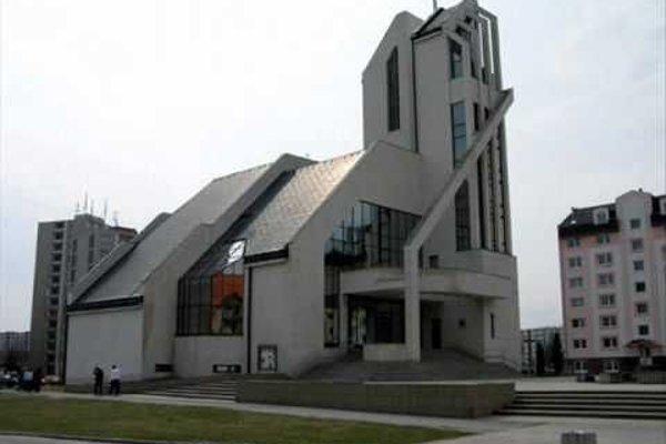 Kostol svätých Cyrila a Metoda bude povýšený do hodnosti farského kostola.