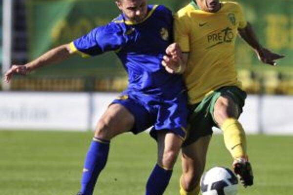 V domácom zápase vyhrala Žilina vyhrala nad Daciou 2:0.