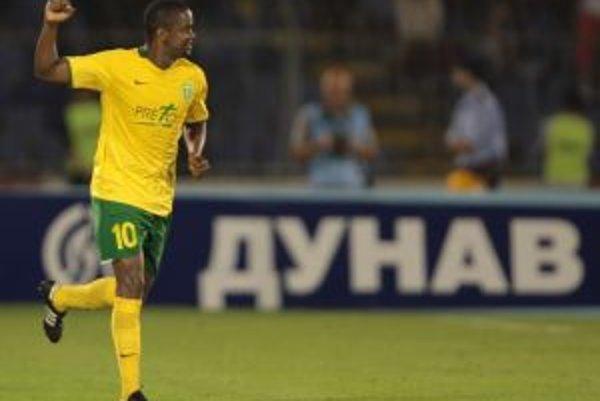 Adauto je v Žiline spokojný. Za svoj klub dal gól aj v poslednom zápase v Belehrade.