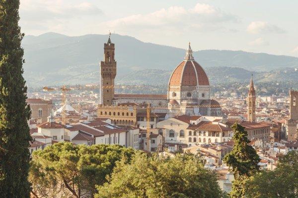 Najkrajšie talianske mestá