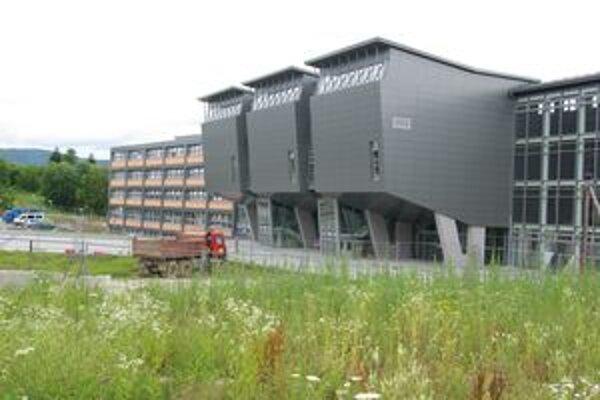 Nové priestory Žilinskej univerzity otvoria vo štvrtok.