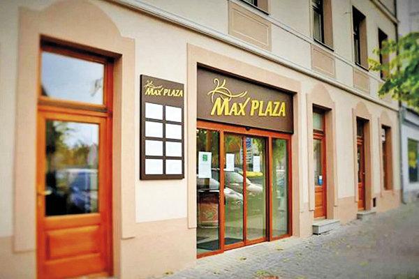 Hotel MAX PLAZA kombinuje unikátnu polohu a skvelé služby.