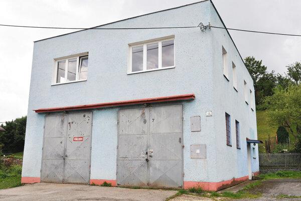 Istebňania investujú do hasičskej zbrojnice 120-tisíc eur.