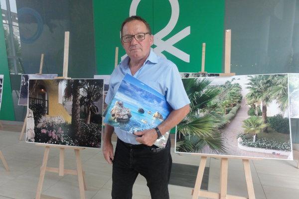 Vladimír Macura a jeho výstava.