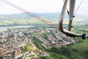 Takto vidia svet ľudia, ktorí podľahli čaru lietania na rogalách.
