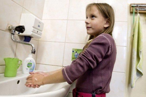 Hygiena je najlepšou prevenciou pred pred ochorením.