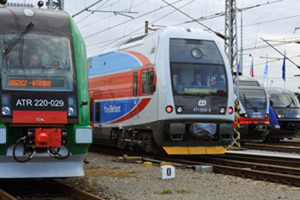 Od nedele budú jazidiť vlaky po novom. Cestový poriadok nájdete v pondelok v MY Žilinských novinách.
