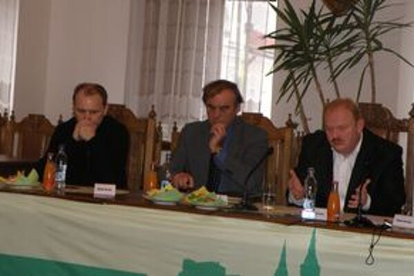 Primátor Ivan Harman hovoril o snahe zvýšiť transparentnosť v meste.