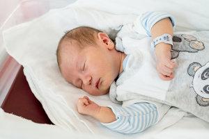 Marco Dalibor Backo (3490g, 51cm) sa narodil 16. júna                                    Simone a Daliborovi z Nemšovej. Na brata sa teší 8-ročná Diana.