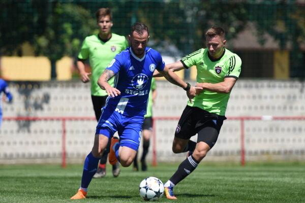 Spartak čaká ešte jeden prípravný zápas.