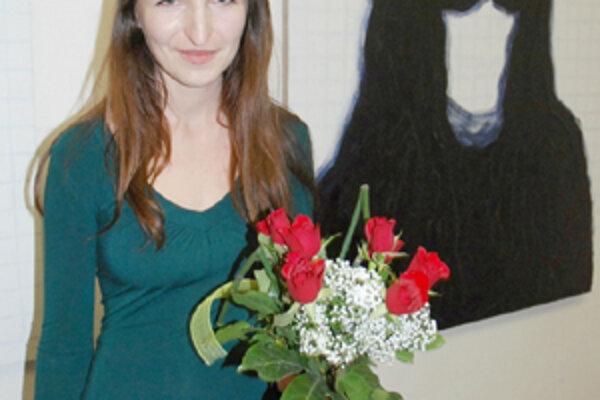 Olejomaľby od Zuzany Flimelovej si môžete pozrieť v Považskej galérii umenia v Žiline.