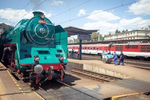 Prezidentský vlak je už na Slovensku. V Banskobystrickom kraji bude stáť len vo Zvolene a v Lučenci.