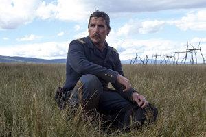 Christian Bale vo filme Hostiles.