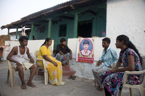 Dav na smrť ubil aj 33-ročného Balu Krishna. Uverili, že vodič rikše unáša deti.