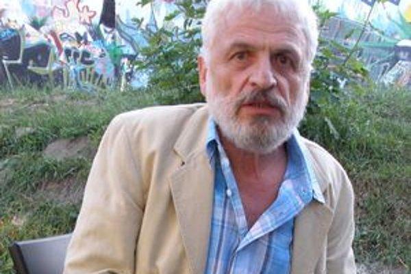 Fedor Gál na Stanici v Žiline-Záriečí predstavil film o osudoch svojho otca, ktorého zabili v koncentračnom tábore.