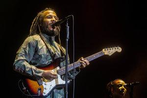 Koncert Ziggyho Marleyho.