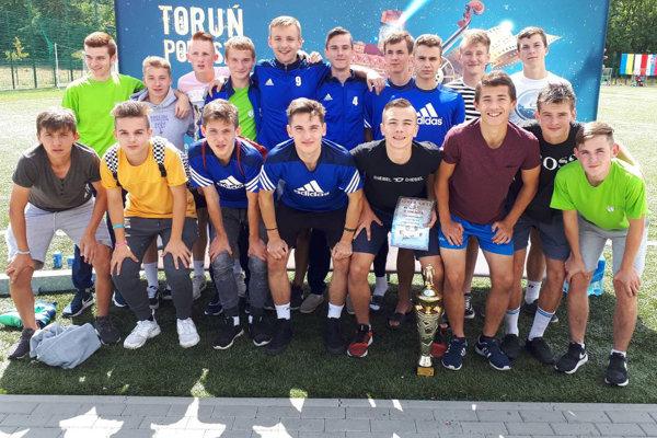 FK Čadca U17.
