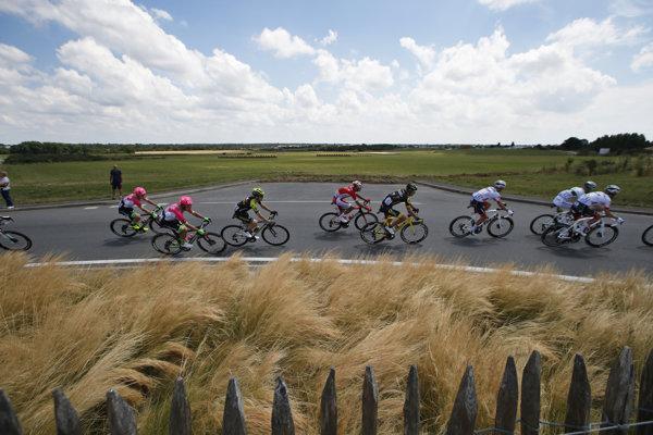 Cyklisti (ilustračné foto).