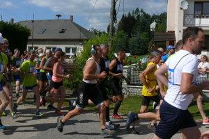 Folkušovská sedmička - 22. ročníka sa zúčastnolo 103 pretekárov a pretekárok.