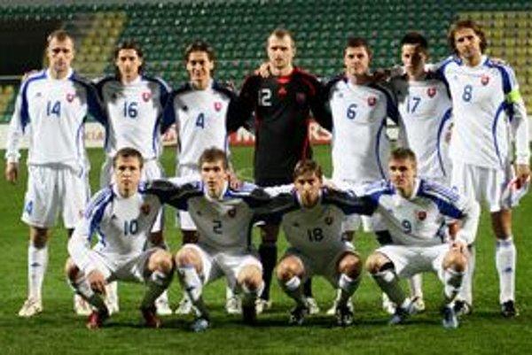 Slovenská reprezentácia.