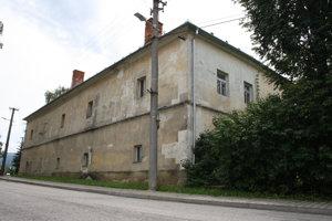 Kaštieľ v Zemianskych Kostoľanoch.