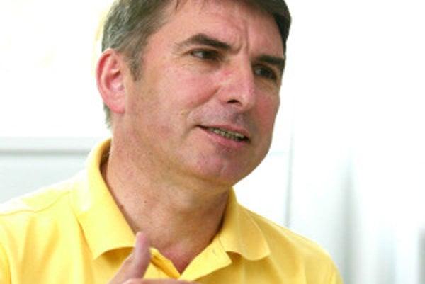 Jozef Antošík. Projekt začal pripravovať pred štyrmi rokmi.