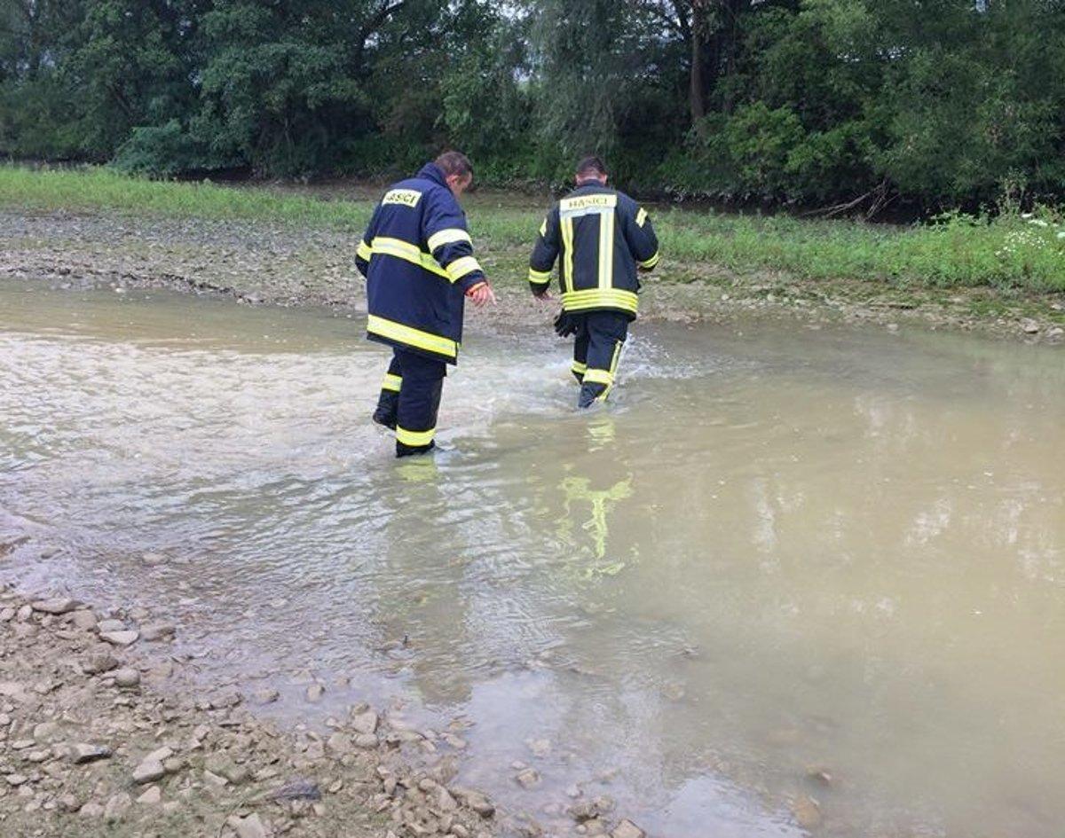 7c8e037d25a0 Do pátrania po Majke sa zapojili aj tri dobrovoľné hasičské zbory.