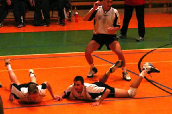 Žilinskí volejbalisti chcú postúpiť v záverečnej časti súťaže do play off.