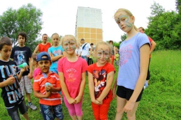 Okrem putovania za rozprávkami boli pre deti pripravené i sprievodné podujatia.