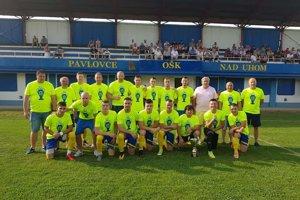 Mužstvo OŠK Pavlovce nad Uhom vyhralo piatu ligu Zemplínsku sjasným 11-bodovým náskokom.