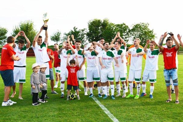 Futbalisti Nového Života opäť dominovali v piatej lige Juh.