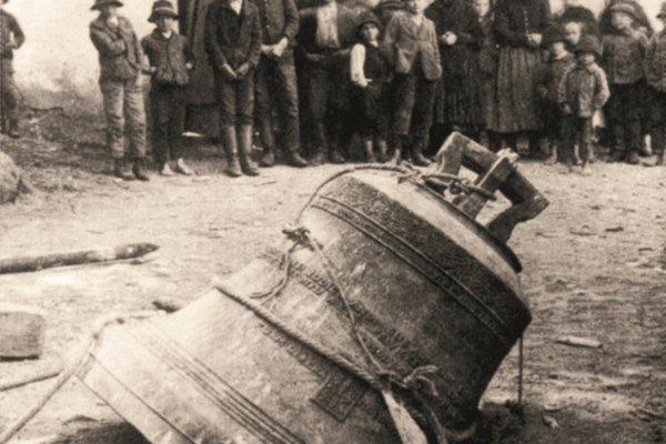 Rekvirácia zvonu v Handlovej