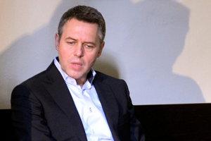 Exposlanec Smeru Vladimír Jánoš.
